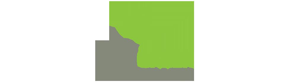 Green pellets logo